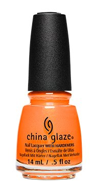 China Glaze Nail Lacquer 1611 - All Sun & Games from Shades of Paradise Collection