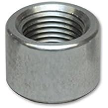 3//4 Base Diameter 1//4-20 Round Base Weld Nuts//No Projections//Steel//Plain Carton: 1,000 pcs 9//16 Barrel Height