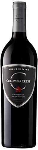 2015 Columbia Crest Grand Estates Cabernet Sauvignon Wine 750 mL