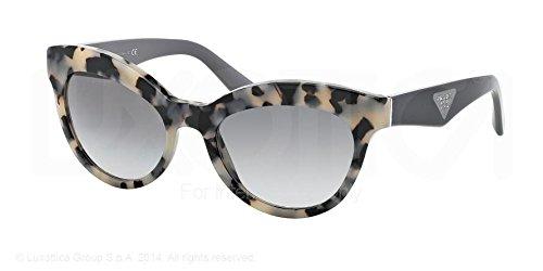 Prada - Lunette de soleil Mod. 23Qs Sole OEil de chat  - Femme KAD-3M1: White Tortoise