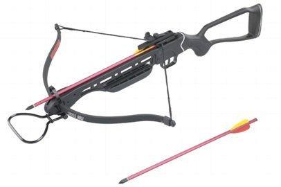 150lb Crossbow Fiberglass Stock Aluminum 2 - Crossbow Fiber Bow 150lb For