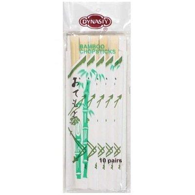 Dynasty Bamboo Chopsticks (12×10 CT) by Dynasty