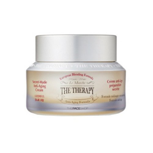[The Face shop] The Therapy Secret Made Anti Aging Cream 50ml (Anti Aging Therapy)