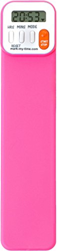 Mark-My-Time Digital Bookmark Fuchsia from Mark-My-Time