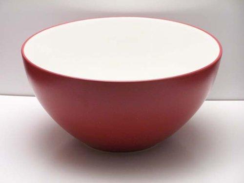 Noritake Colorwave Raspberry #8045 Mixing Bowl Large 112 -