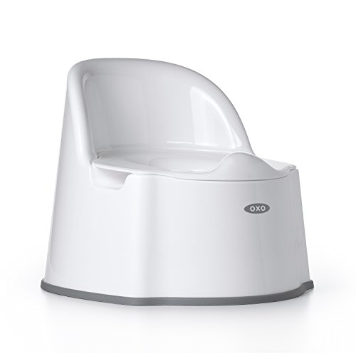 OXO Tot Potty Chair - White by OXO (Image #6)