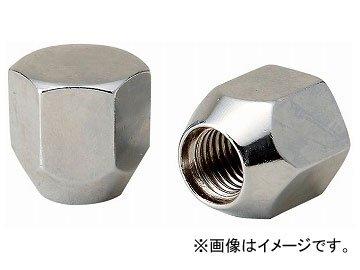 チップトップ 袋ショートナット 19H M12×1.25 23mm N-58 入数:1セット(100個) B01MUC8AFZ