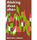 Thinking about Ethics, Purtill, Richard L., 0139177167