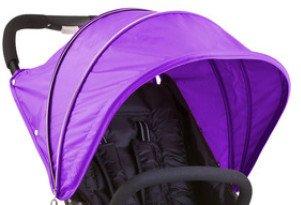 Valco Baby Capota Deep Purple por Snap3 y Snap4: Amazon.es: Bebé