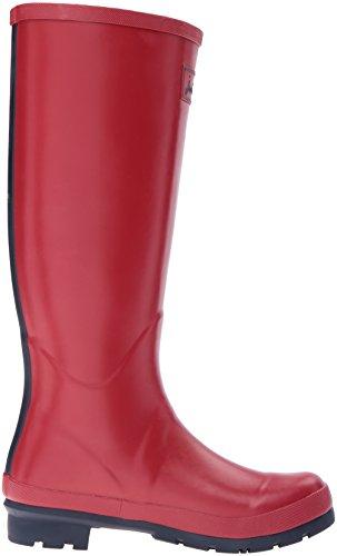 Boot Women's Red Field Joules Welly Rain xfpqxw0Z