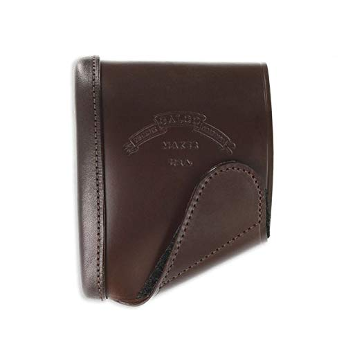 Galco Recoil Pad, Dark Havana Brown, Small