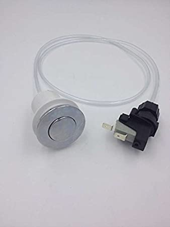 Garbage Disposer Air Switch Kit For Insinkerator Evolution