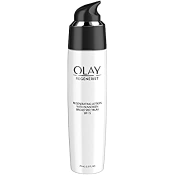 Face Moisturizer by Olay Regenerist Enhancing UV Lotion Advanced Anti-Aging 75ml