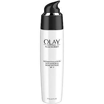 Face Moisturizer by Olay Regenerist Enhancing UV Lotion Advanced Anti-Aging 75ml