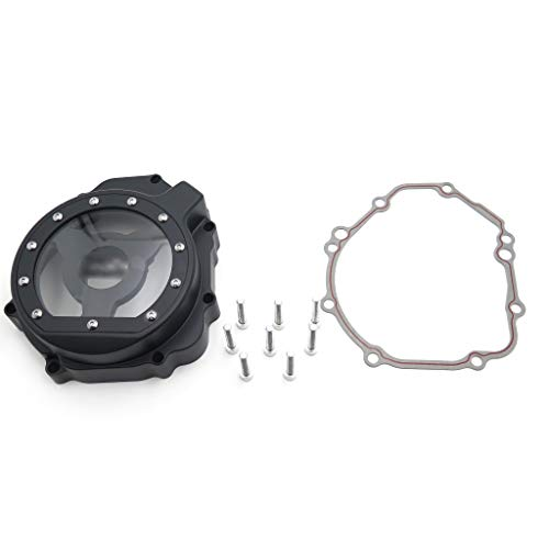 - HTT- See Through Engine Stator Cover For Suzuki 04-05 GSXR600 750/03-04 GSXR1000
