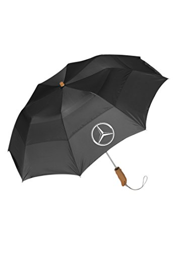 Mercedes Lifestyle Collection, Auto Open Vented Umbrella Review