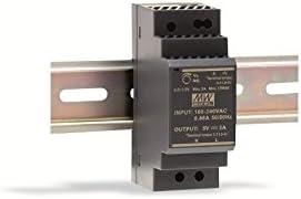 Fuente de alimentación Mean Well DIN-Rail 24 W 12 V 2 A; MeanWell HDR-30-12; Montaje en Panel