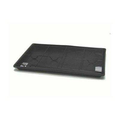 Pet Tek DPK86102 Dream Crate Professional Series 200 Replacement Dog Crate Pan, Black