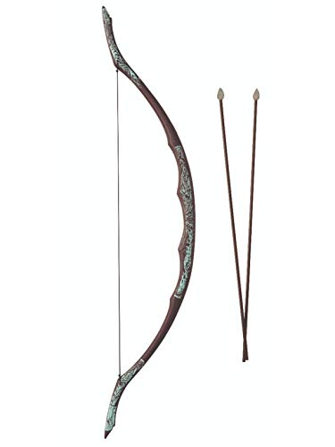 Rubie's Lord of The Rings Legolas Bow and Arrow, Multicolor One Size -