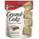 MRS. THINSTER'S, Ckie Thins, Cinn Crmb Cake, Pack of 12, Size 5 OZ