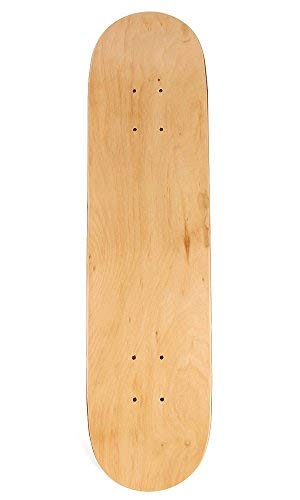 NPET Blank Skateboard Decks for DIY 31X8'