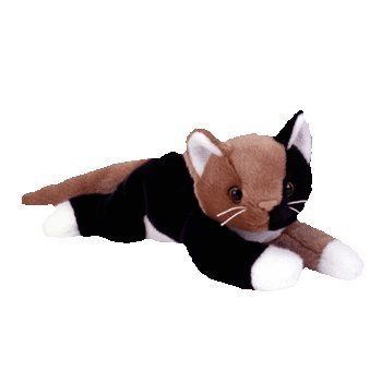 TY Beanie Buddy - CHIP the Calico Cat by Ty