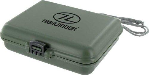 Highlander SUR004 - Emergencia de la caja