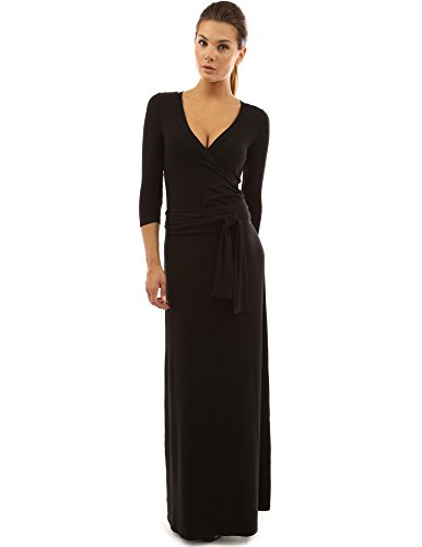 Buy maxi dress 3/4 length sleeves - 5