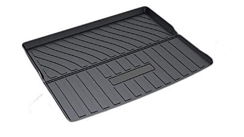 Kaungka Cargo Liner Rear Cargo Tray Trunk Floor Mat Waterproof Protector Compatible with 2019 Jeep Cherokee