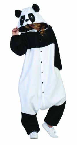 RG Costumes costume's Parker Panda, Black/White One -