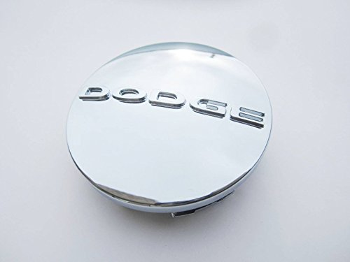 OEM Mopar Dodge Logo Chrome Wheel Center Cap, 5PN4 9SZ0 AA - Dodge Caravan Center