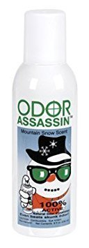 Odor Assassin Mountain Snow Scent 6 Oz.