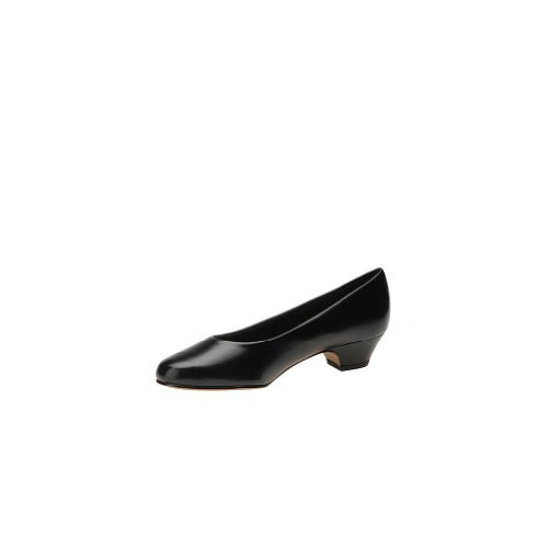 Women's Soft Black II Smooth Style Pump Angel AAnrq67p