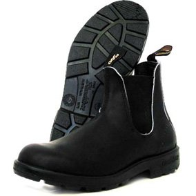 Price comparison product image Blundstone Unisex The Original Pull-On Boot Black 10 M UK