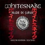 Whitesnake - Made In Japan (2CD+1DVD Deluxe Edition) (Digipack)