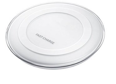 [UPGRADE VERSION] Wireless Charger Qi Certified, FAST CHARGER, Aruss Wireless Charging Pad for iPhone X, iPhone 8/ 8 Plus,Samsung Galaxy S8/S8 Plus,S7/S7 Edge,S6/S6 Edge,Note 8/Note 5 (WHITE)