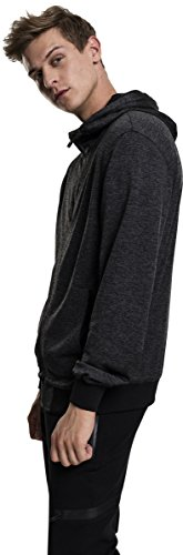 Jacket Classics Training Urban Sportiva charcoal Giacca Mens Uomo black 1166 Light Mehrfarbig tZIwOdxw
