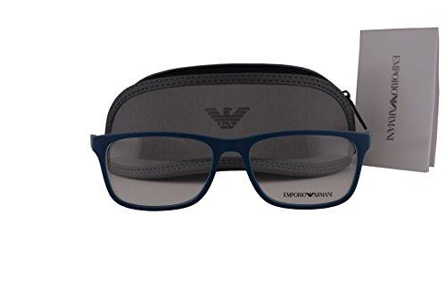 Emporio Armani EA3092 Eyeglasses 56-17-140 Matte Green 5538 EA - 56 Glasses 17