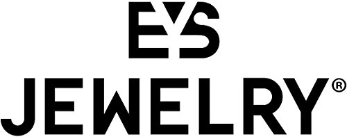 EYS JEWELRY® boucles d'oreilles pour dames larme gouttes 39 x 16 mm Oxyde de Zirconium argent sterling 925 rhodium blanc avec étui de cadeau pendantes d'oreilles femme