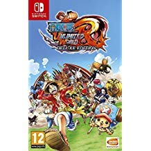 One Piece Unlimited World Red - Deluxe Edition (Nintendo Switch) ()