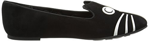 US Marc M Marc Rue Women's 10 Black Slip Jacobs Loafer On by aWaqOP