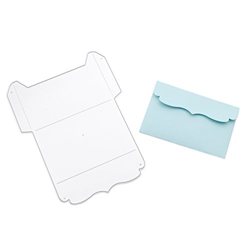 Lychee Envelope Cutting Die Christmas Card Gift Box Die Cuts DIY Paper Craft Embossing Party