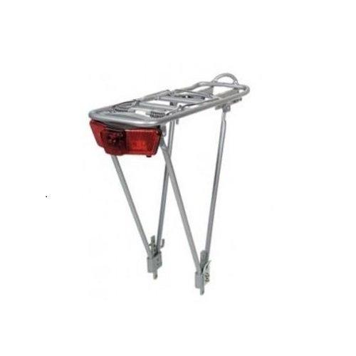 Sport Direct  Alloy Pannier Rack Silver