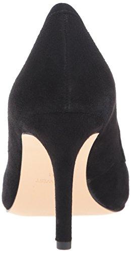 Nine West Womens Raheza Suede Dress Pump Black