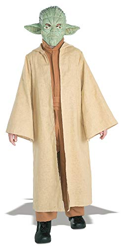 Rubie's Costume Star Wars Episode 3 Child's Deluxe Yoda Costume, Small -