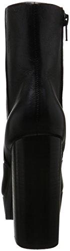 Aldo Kobo, Botines para Mujer Negro (Black Leather/97)