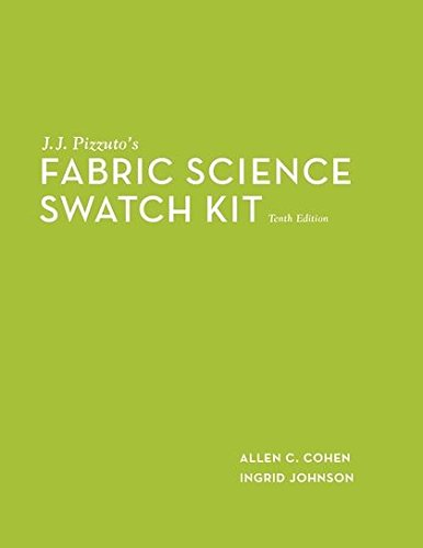 J.J. Pizzuto's Fabric Science Swatch Kit
