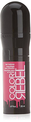 Redken Color Rebel Temporary Hair Makeup - Punked up Pink 0.67 Ounce (4-Pack) by REDKEN