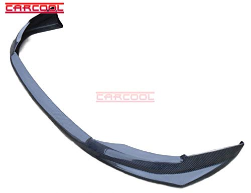 Mudguards Auto Parts 2008-2012 Lancer Evolution EVO X 10 Varis Style Front lip CF carbon fiber