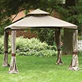 Westhaven Gazebo Replacement Canopy – RipLock 350 Review